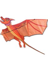 Premier Kites 3D Dragon Kite, Emberscale