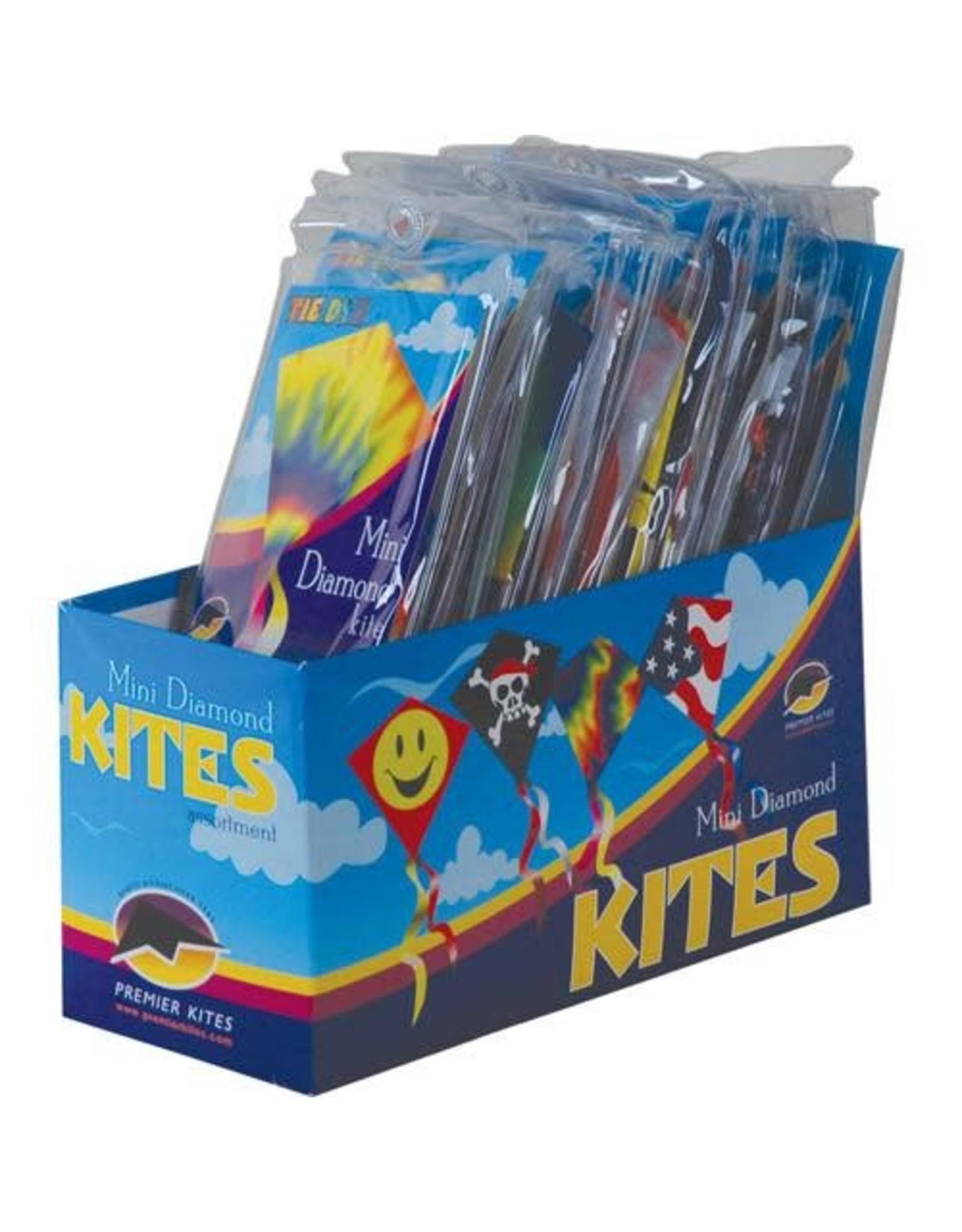 Premier Kites Mini Diamond Kite Assortment