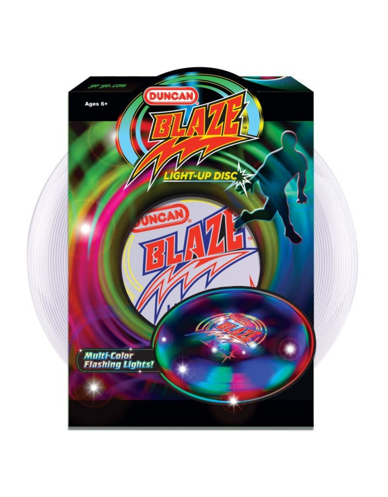 Duncan Blaze Light-Up Flying Disc