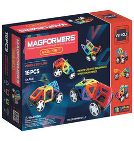 Magformers Magformers, Wow Set, 16 pcs