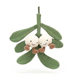 Jelly Cat Amuseable Mistletoe