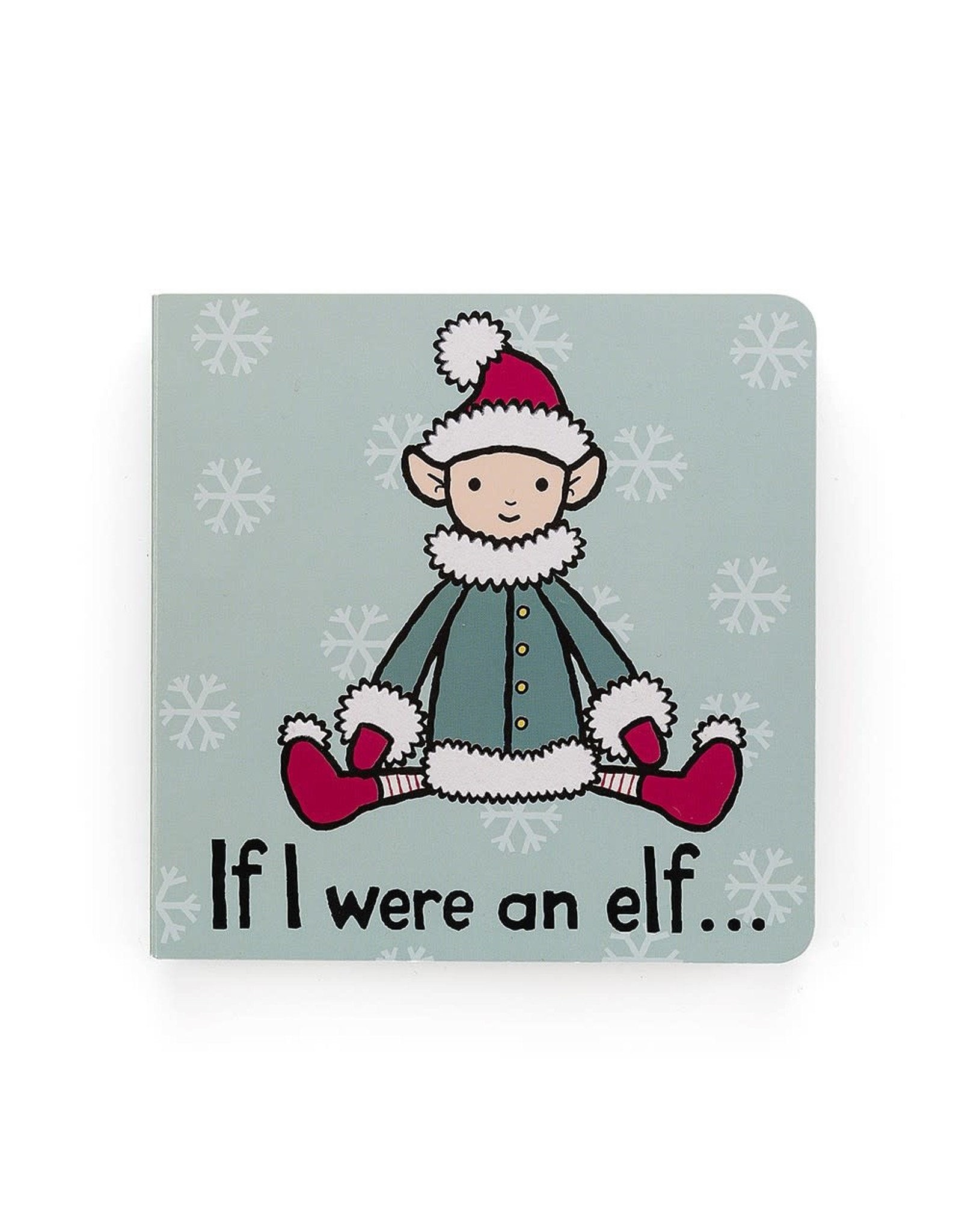 Jelly Cat If I Were An Elf