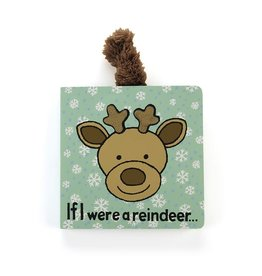 Jelly Cat If I Were A Reindeer