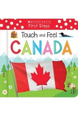 Scholastic Canada Touch and Feel Canada