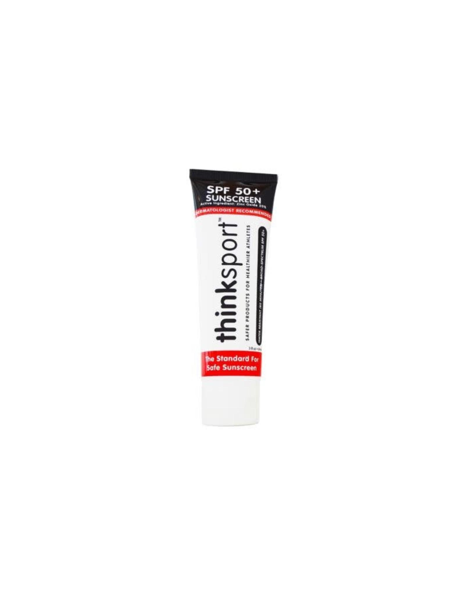 Thinkbaby Thinksport Sunscreen SPF 50+, 3 oz