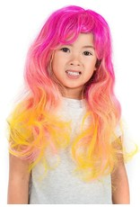 Pink Poppy My Little Sunshine Wig