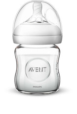 Philips AVENT Philips AVENT Natural 4oz Bottle Glass