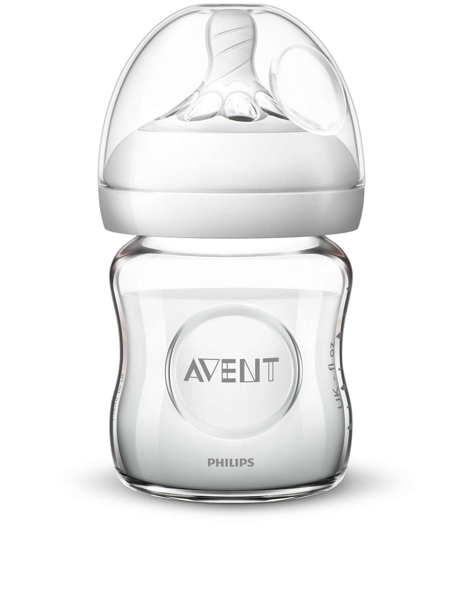 Philips AVENT Philips AVENT Natural 4oz Bottle Glass Replaces 671-17