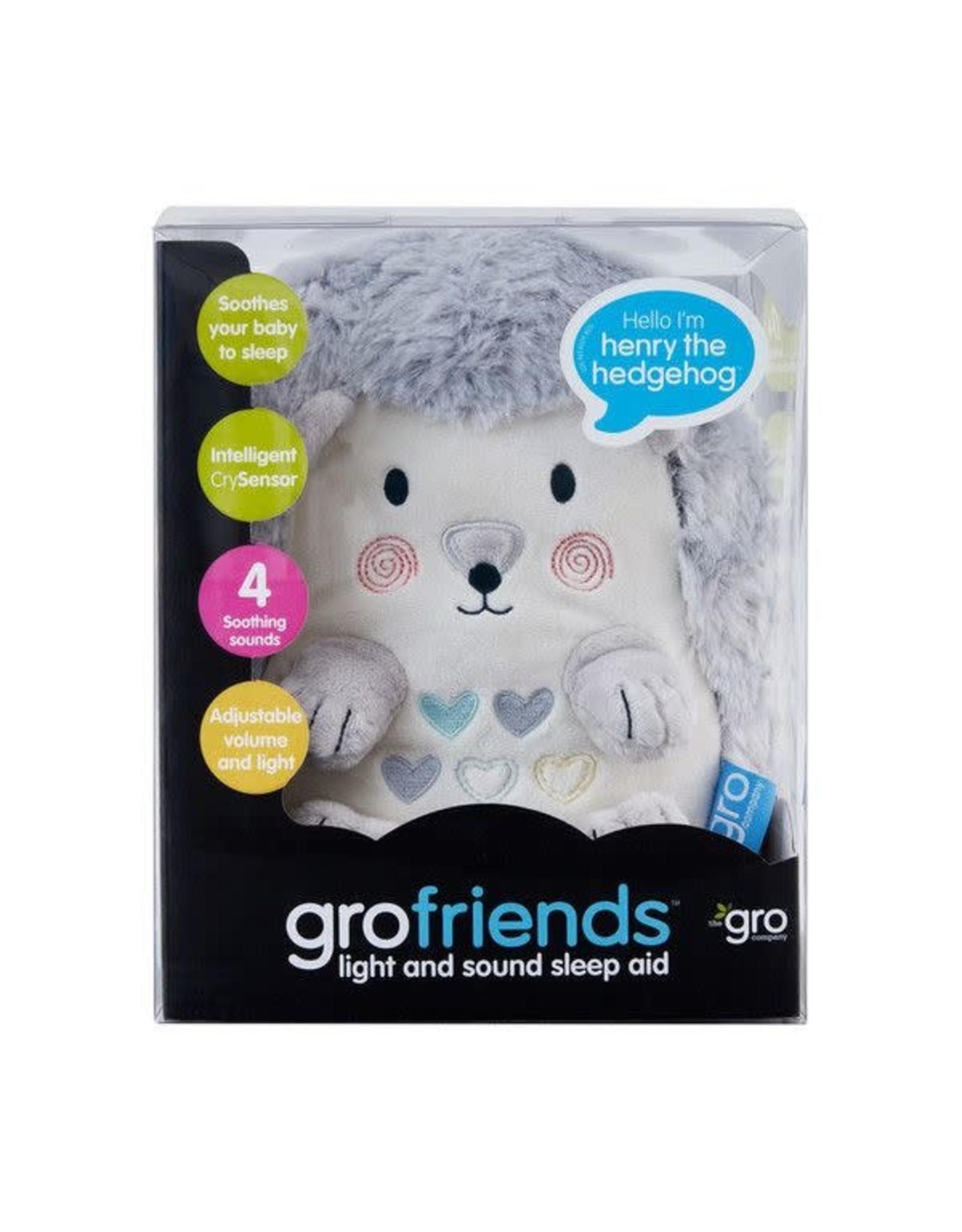 Gro Gro Friends, Henry the Hedgehog