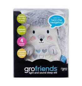 Oyaco Gro Friends, Henry the Hedgehog