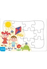 Cobble Hill 12 pcs. Create Your Own Puzzle Tray