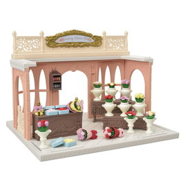 Calico Critters Calico Critters Blooming Flower Shop