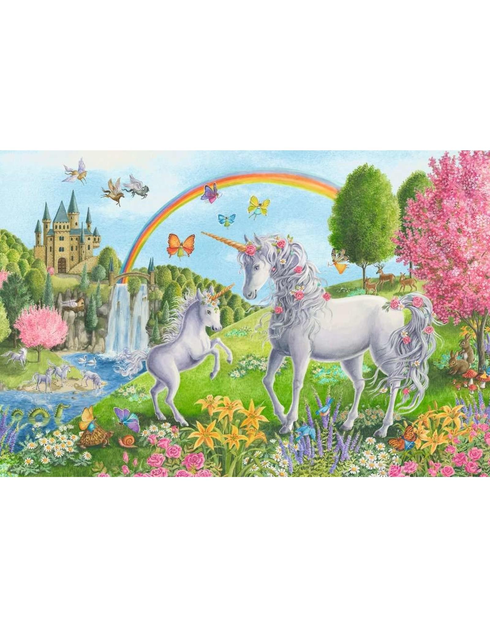 Ravensburger 24 pcs. Prancing Unicorns Floor Puzzle