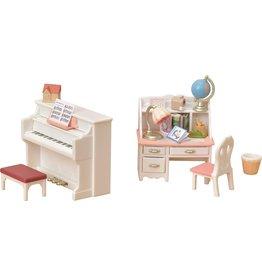 Calico Critters Calico Critters Piano & Desk Set
