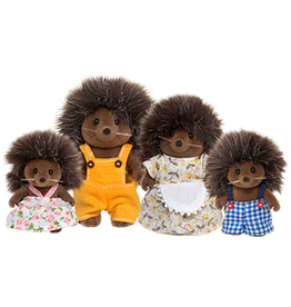 Calico Critters Calico Critters Pickleweeds Hedgehog Family