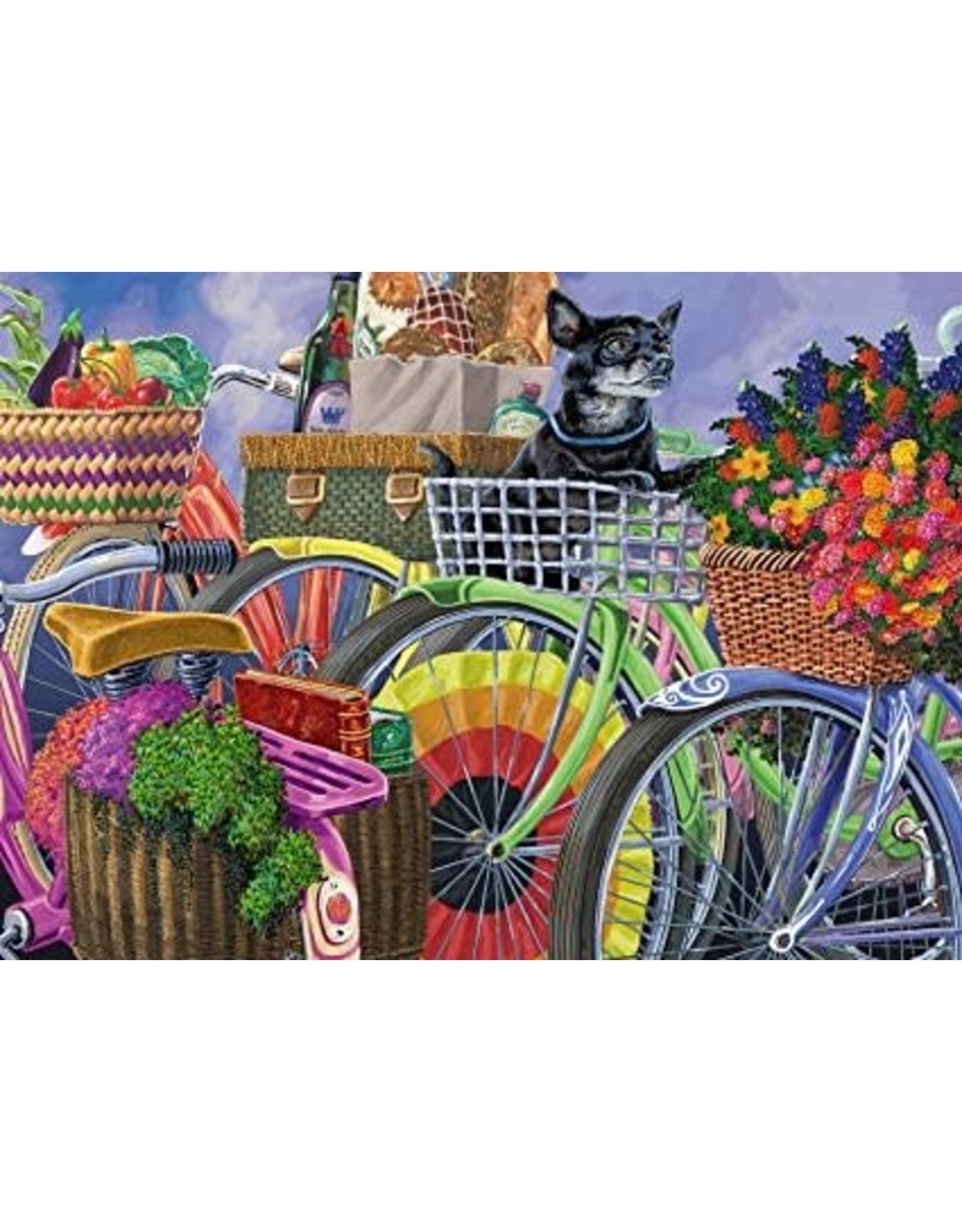 Ravensburger 300 pcs. Bicycle Group Puzzle