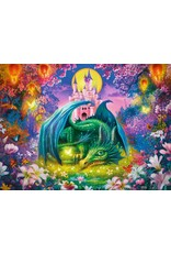Ravensburger 300 pcs. Forest Dragon Puzzle