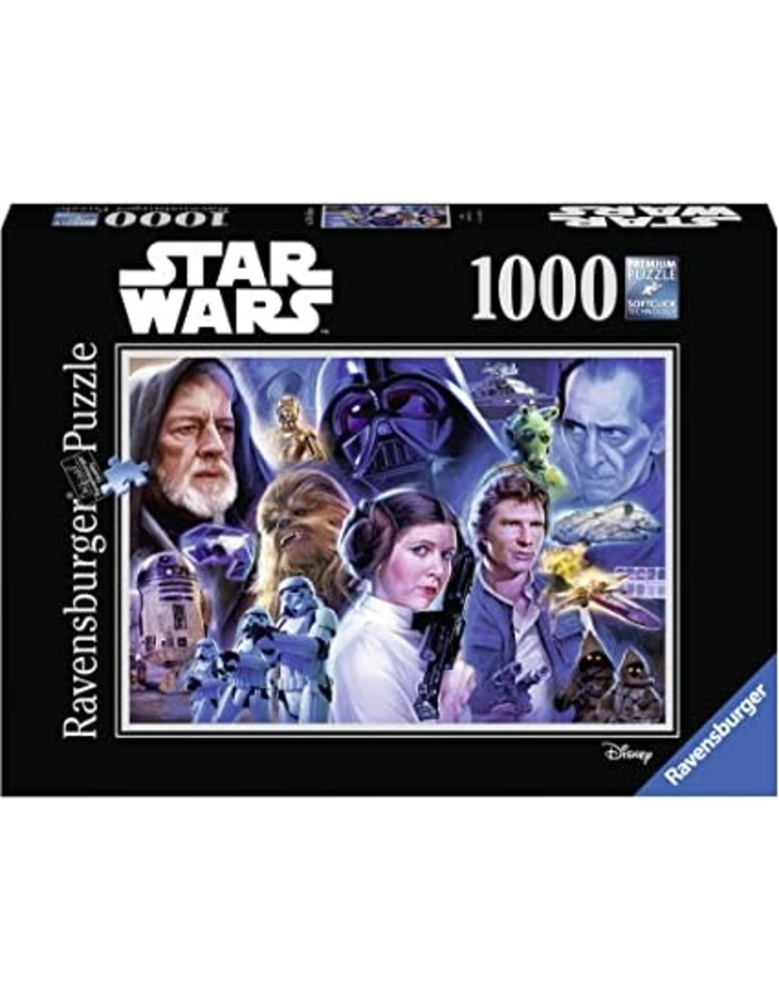 Ravensburger 1000 pcs. Star Wars Collection 1 Puzzle