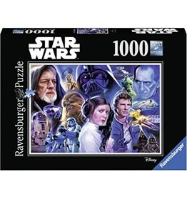 Ravensburger 1000 pcs. Star Wars Collection 1 Puzzle