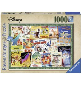 Ravensburger 1000 pcs. Disney Vintage Movies Puzzle
