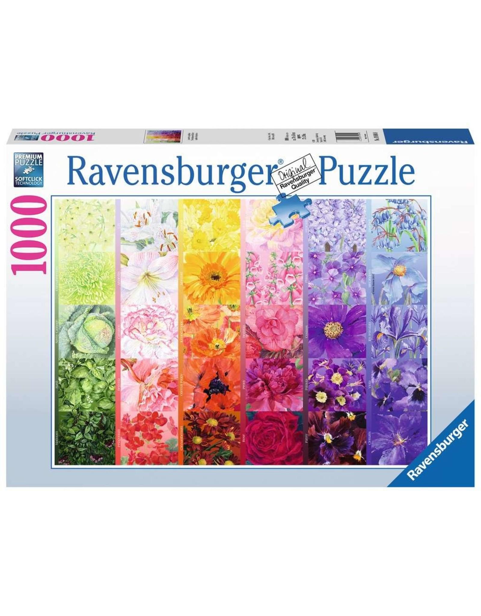 Ravensburger 1000 piece Gardener's Palette Puzzle