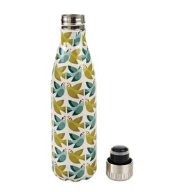 REX London Stainless Steel Bottle, Love Birds