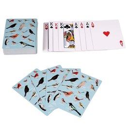 REX London Playing Cards in a Tin, Garden Birds