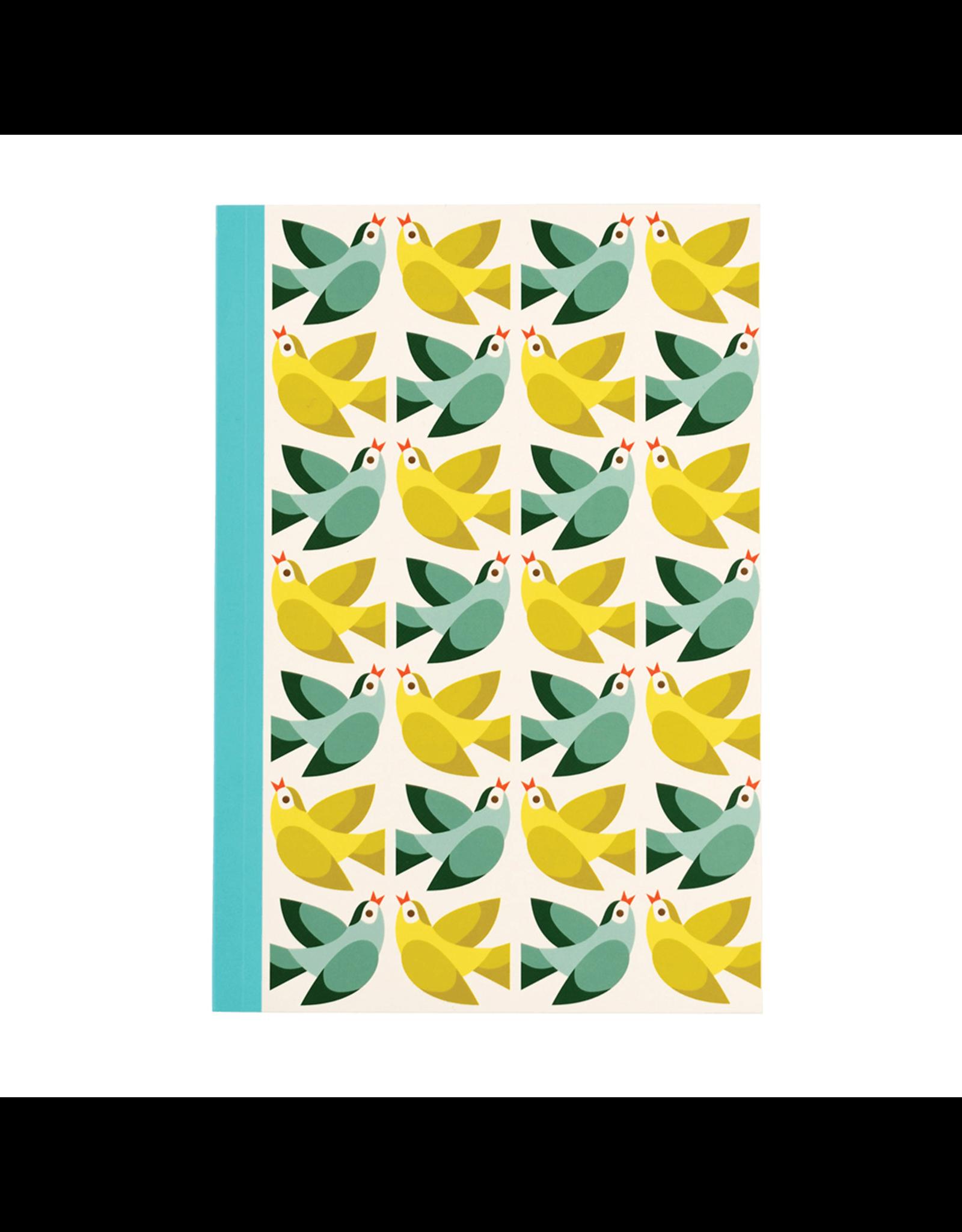 REX London Notebook, Love Birds