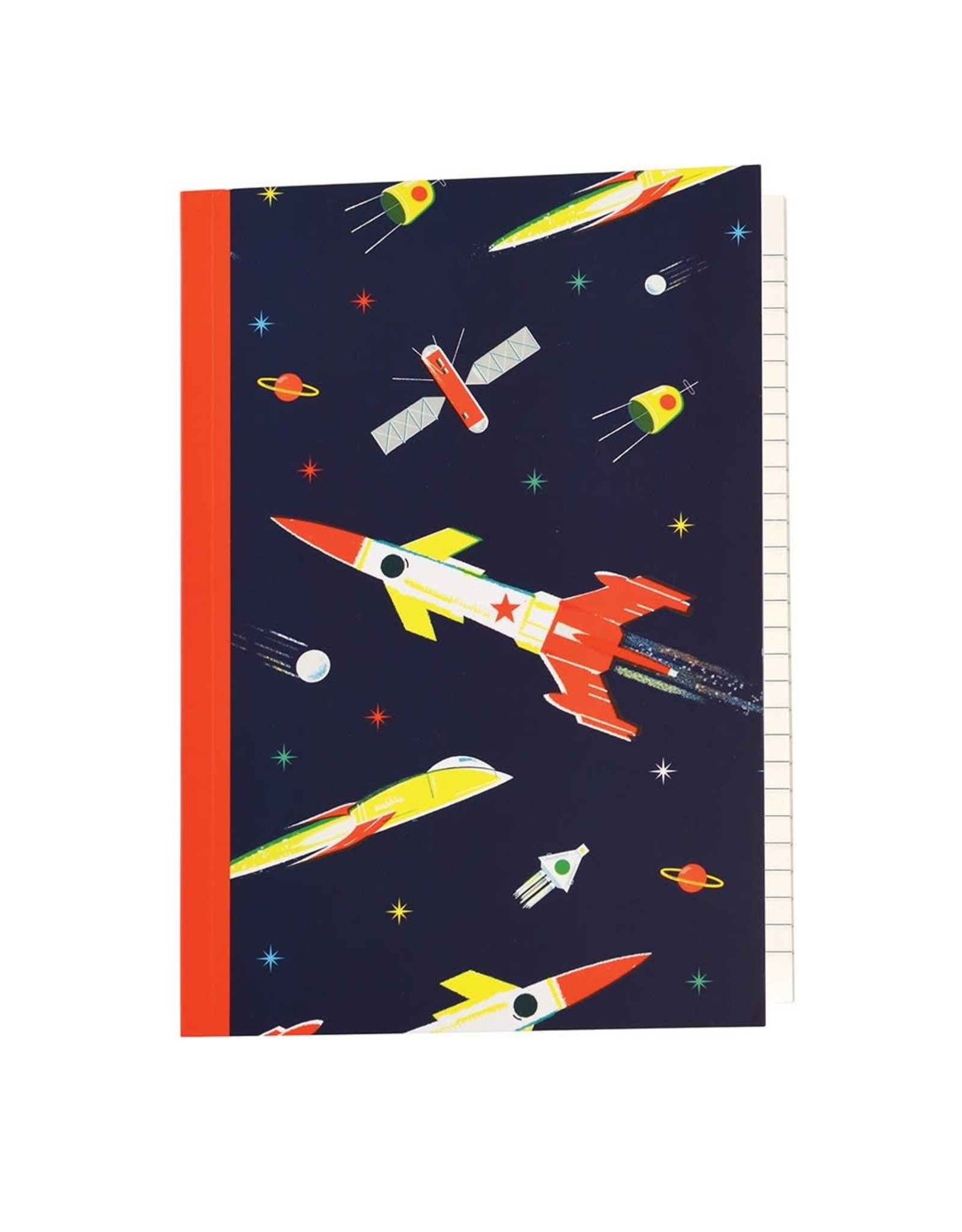 REX London Notebook, Space Age
