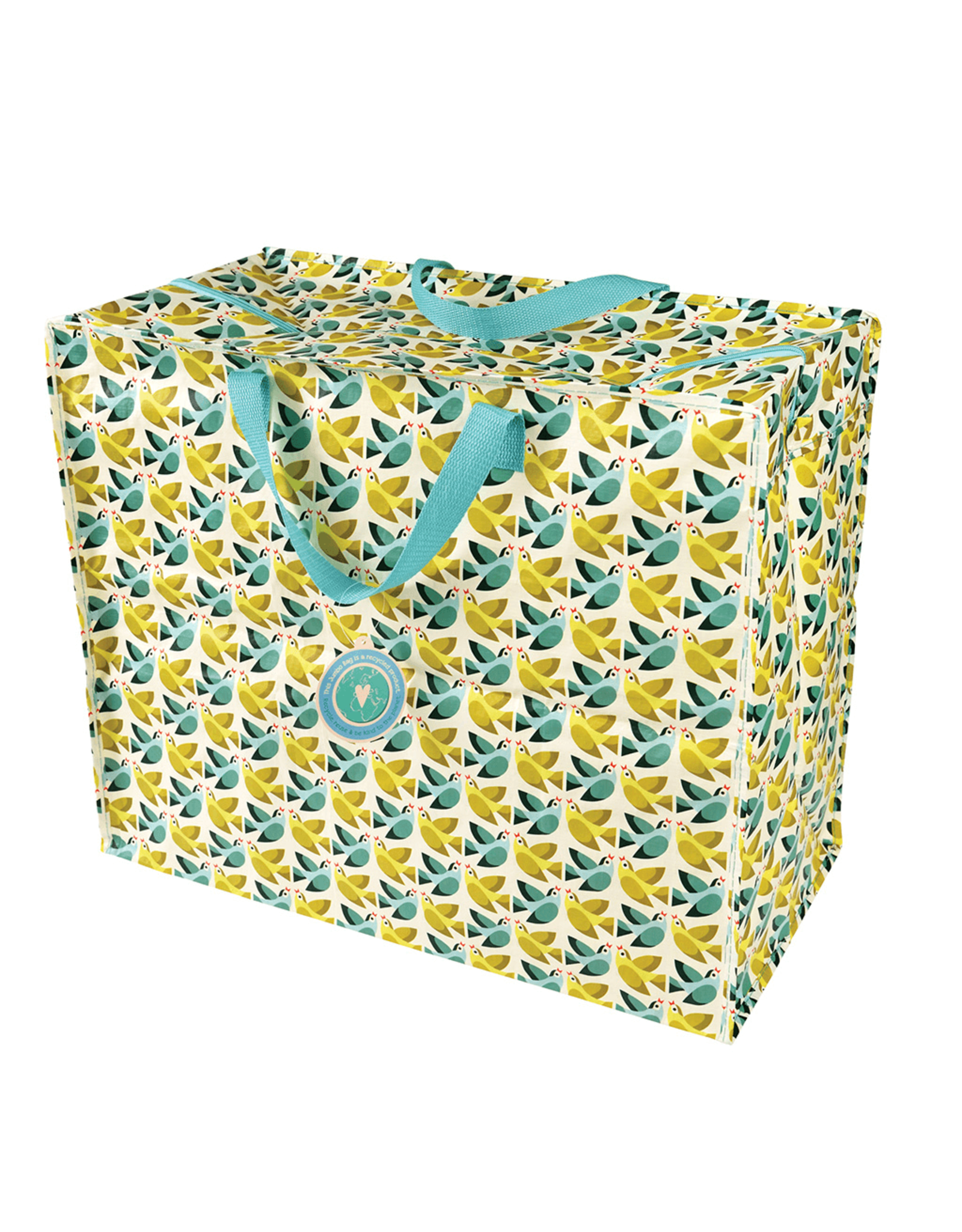 REX London Jumbo Storage Bag, Love Birds