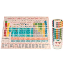 REX London 300 pcs. Puzzle in a Tube, Periodic Table