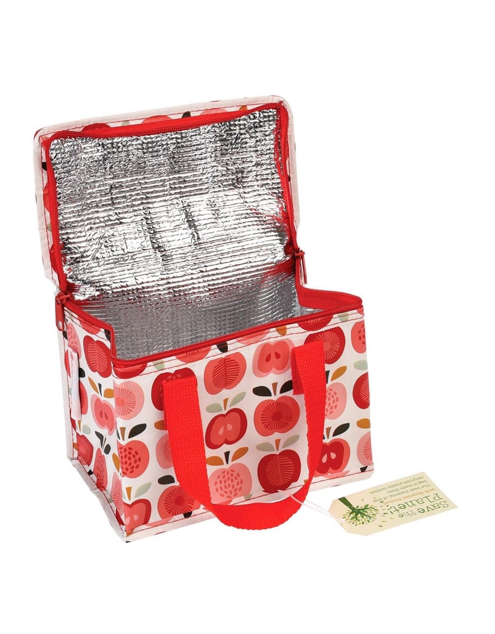 REX London Lunch Bag, Vintage Apple