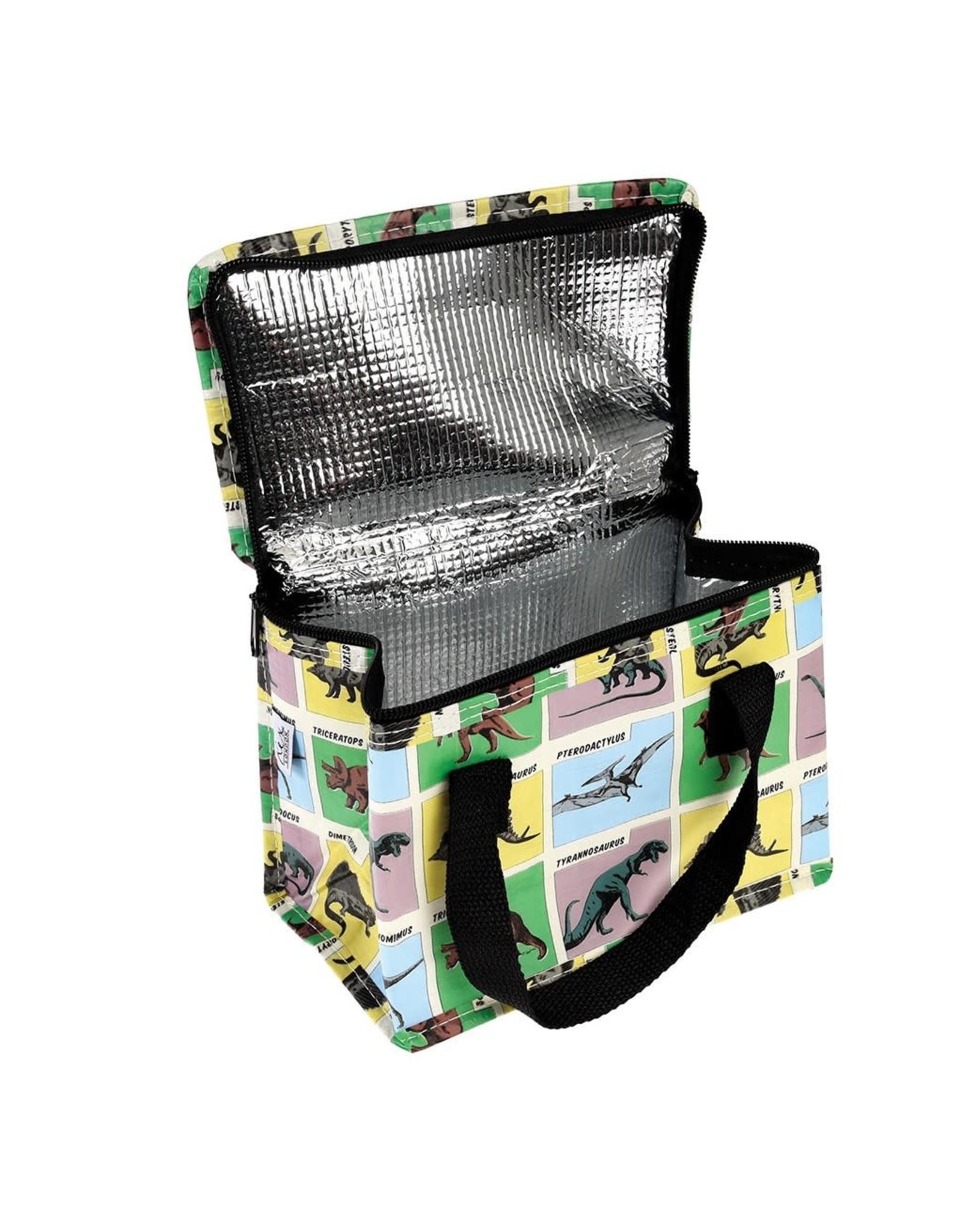 REX London Lunch Bag, Prehistoric Land
