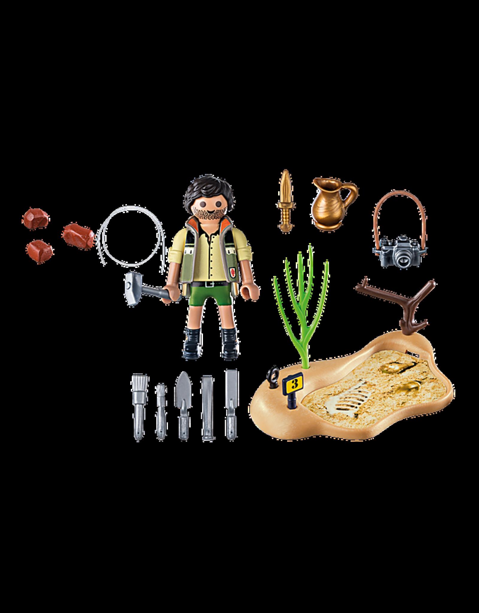 Playmobil Archeologist