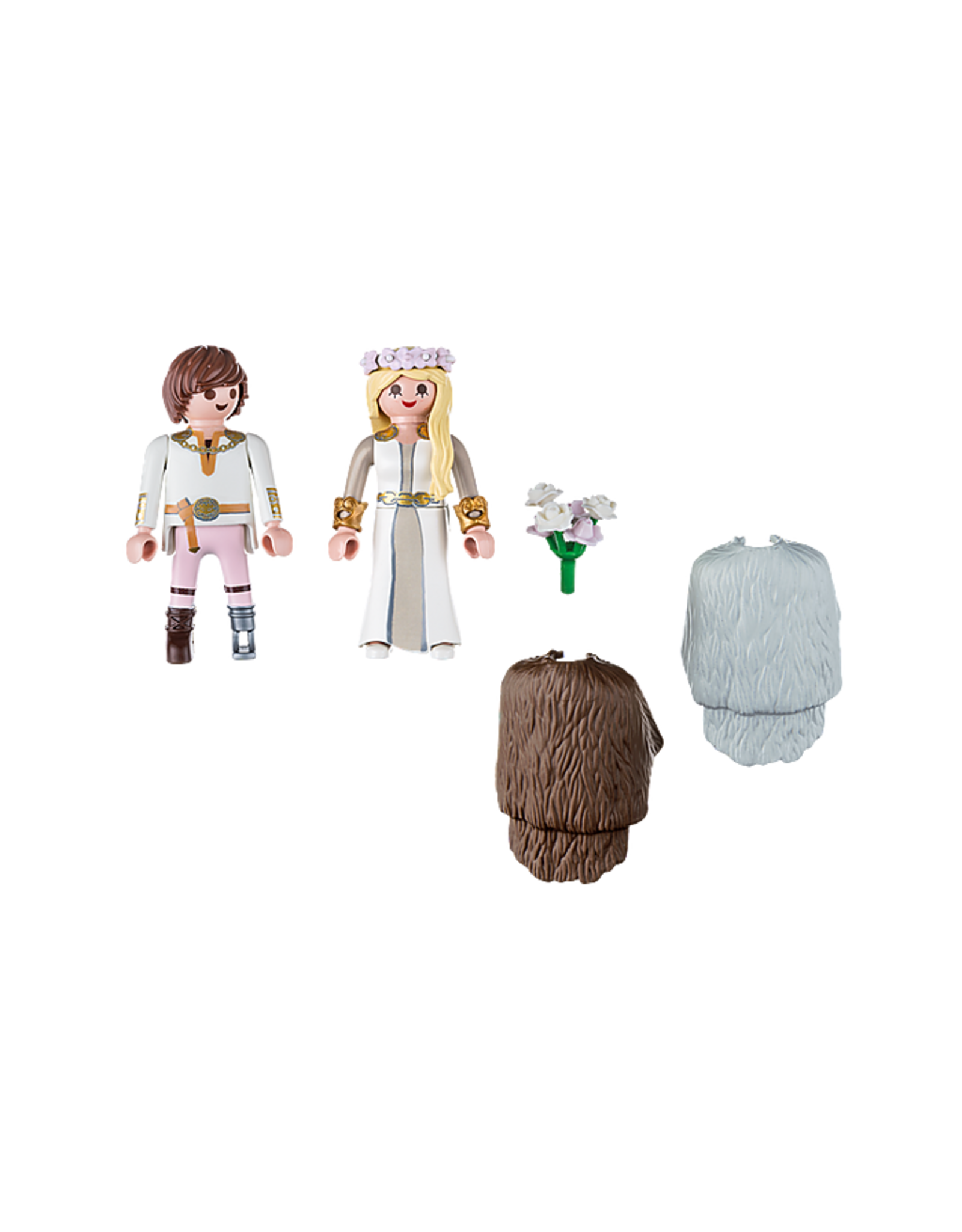 Playmobil Astrid and Hiccup Wedding