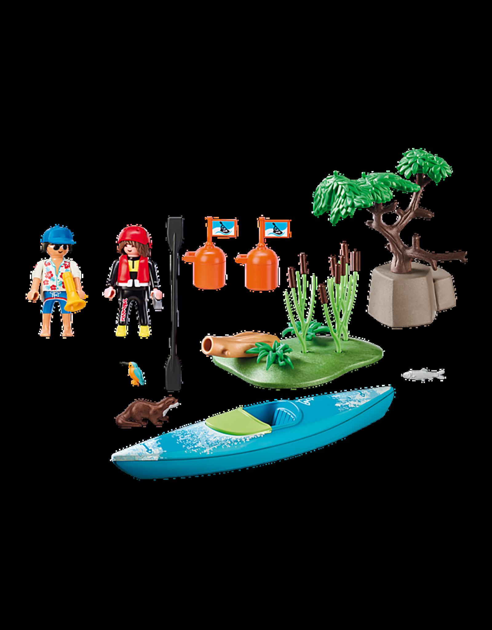 Playmobil Kayak Adventure