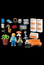 Playmobil Living Room
