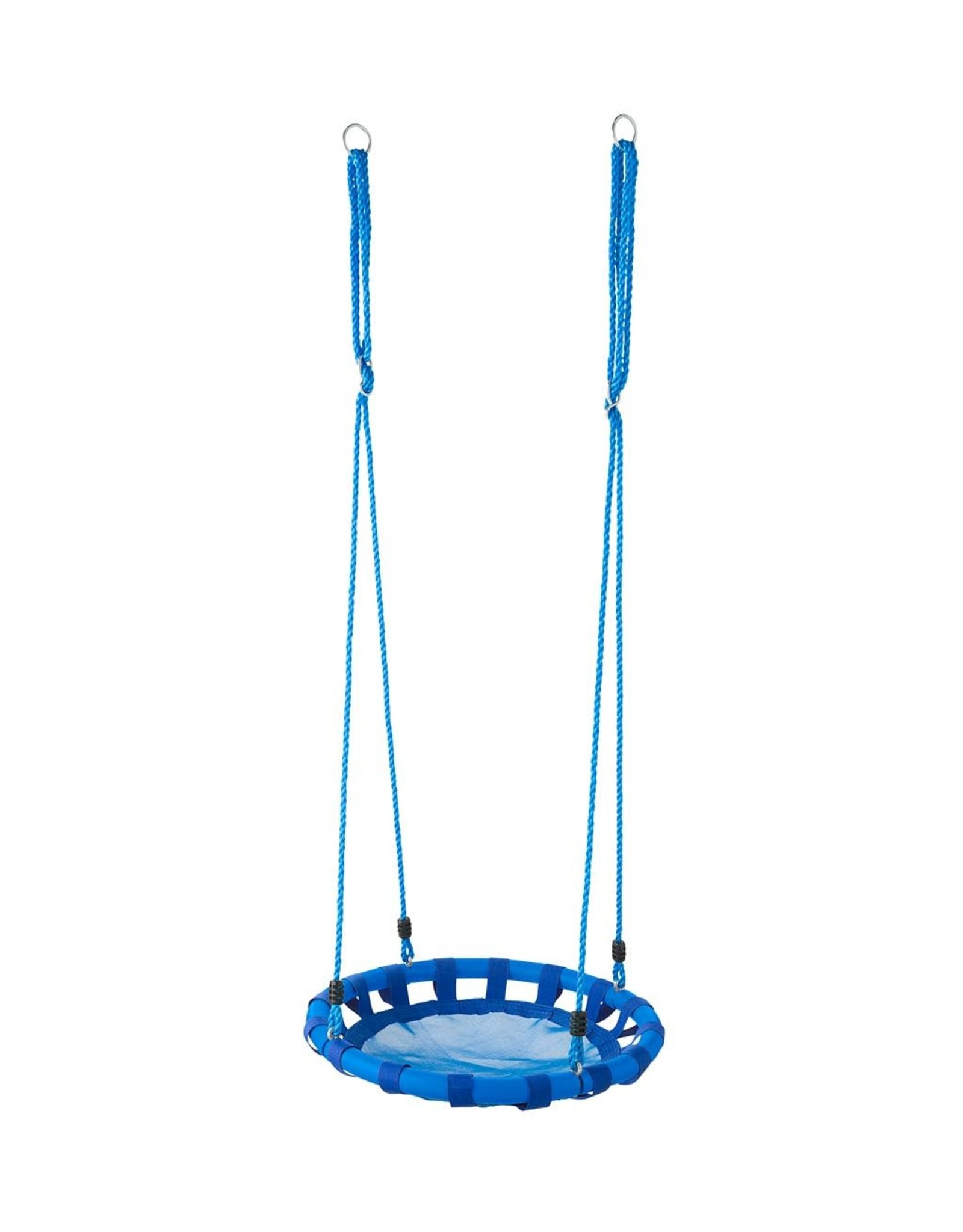 HearthSong ColorBurst Round Platform Tree Swing