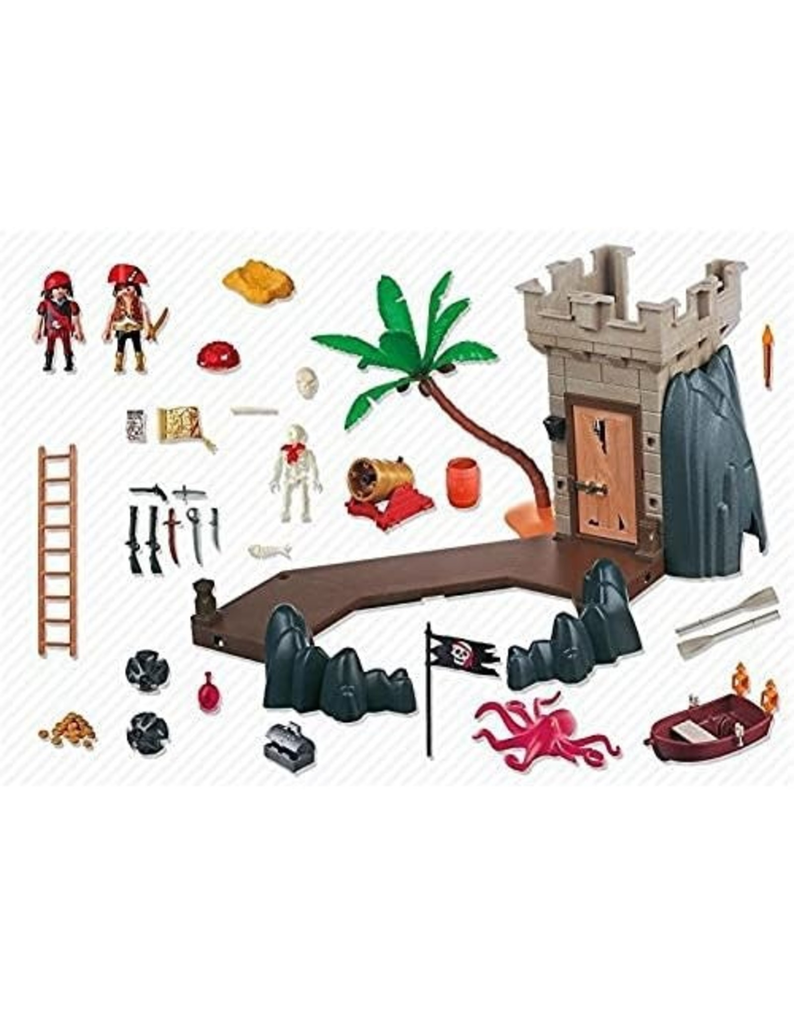 Playmobil Pirate Club Set