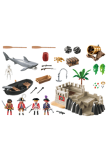 Playmobil Pirates, Soldiers Bastion