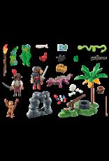 Playmobil Pirates, Treasure Hideout