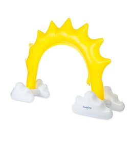 HearthSong Inflatable Sunshine Sprinkler