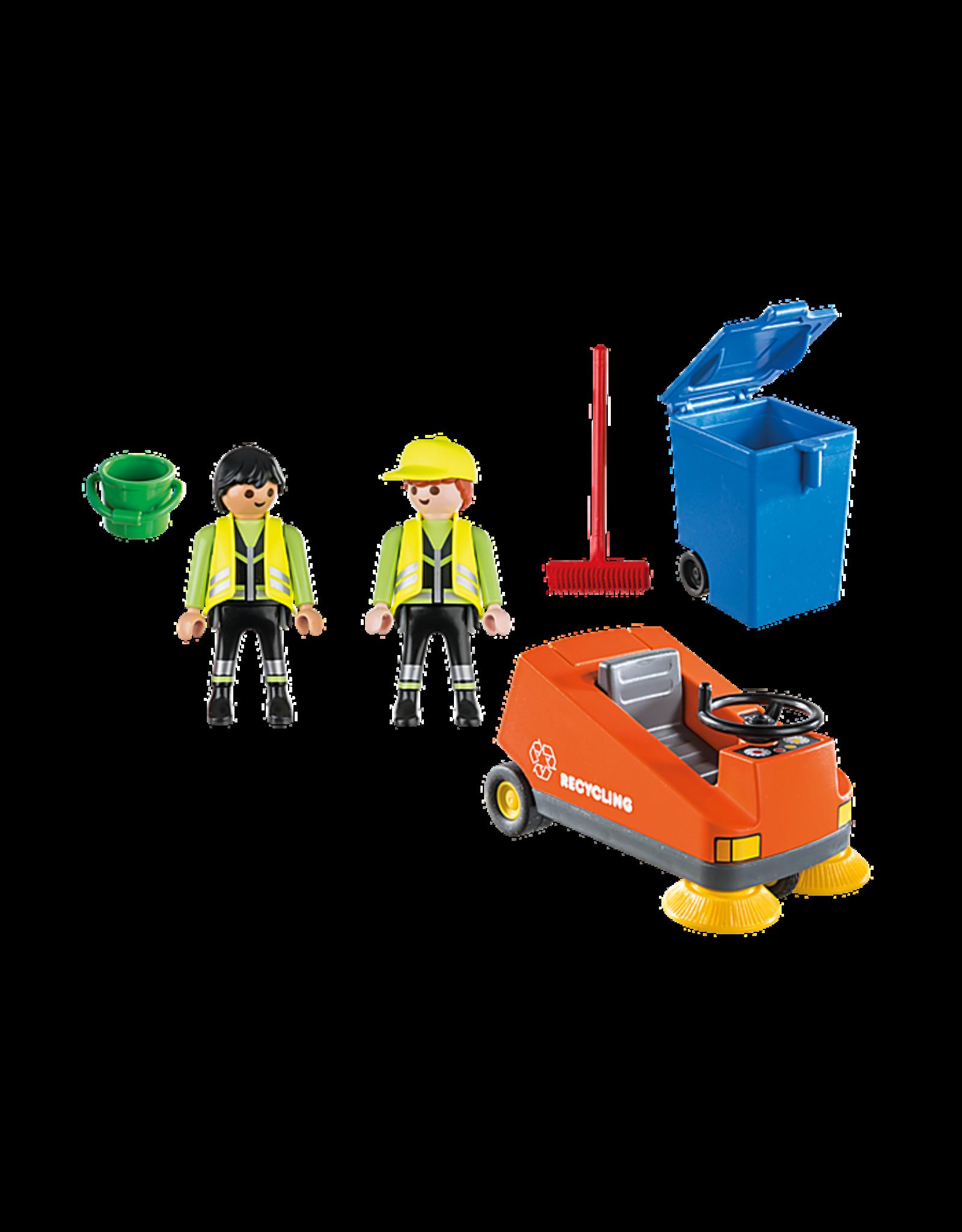 Playmobil Street Sweeper