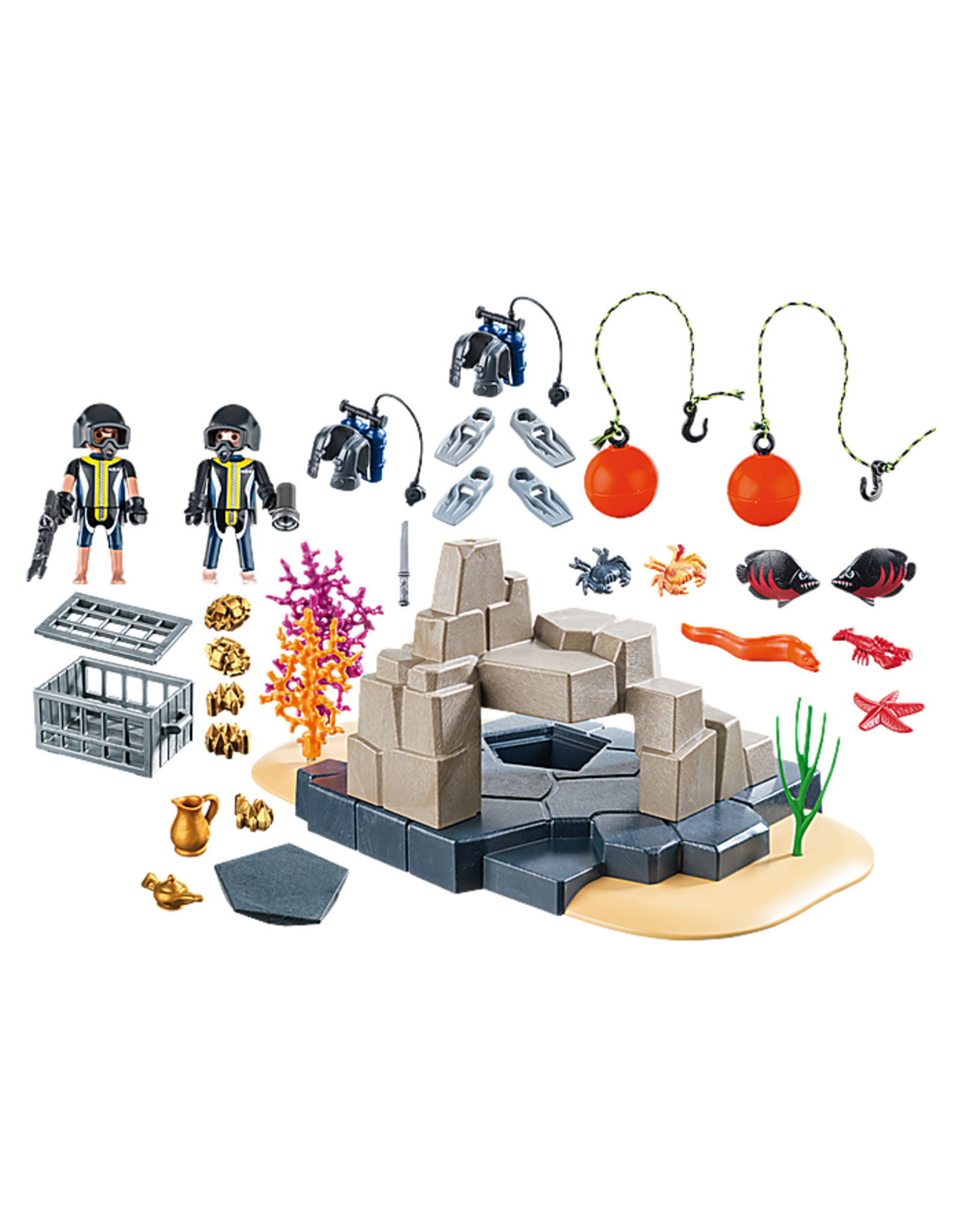 Playmobil Tactical Dive Unit