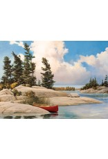 Cobble Hill 500 pcs. A Day at the Lake Puzzle
