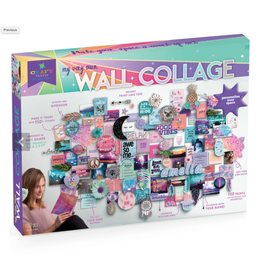 Ann Williams Group Craft-tastic: My Very Own Wall Collage Kit