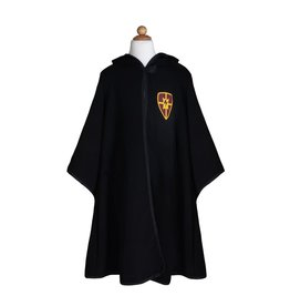 Great Pretenders Wizard Cloak & Glasses, Size 5-6