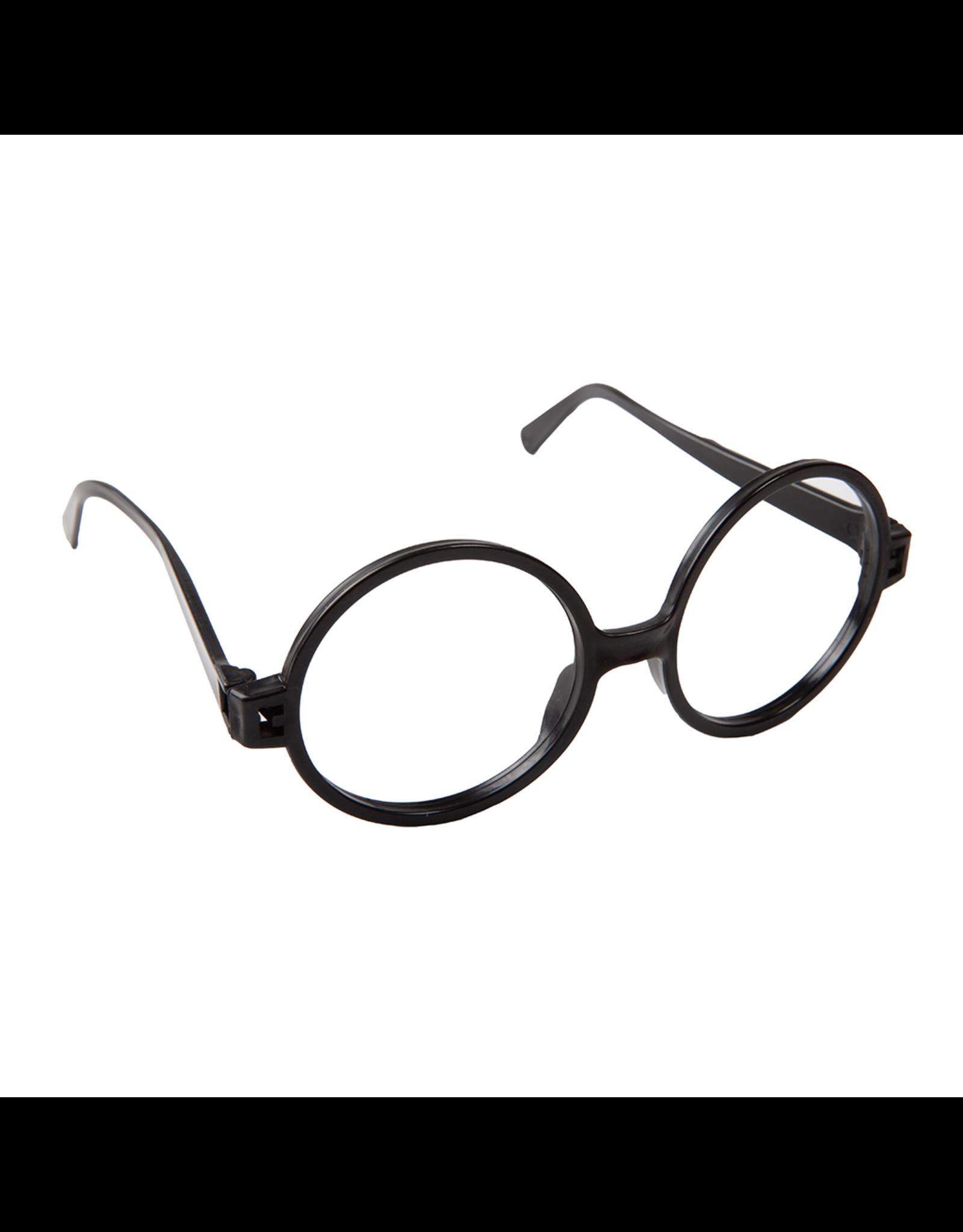 Great Pretenders Wizard Cloak & Glasses, Size 7-8
