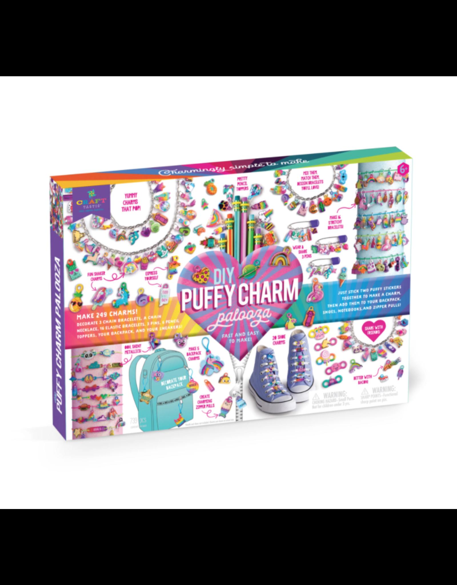 Ann Williams Group Craft-tastic: DIY Puffy Charm Palooza