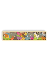 Begin Again 26 pcs. Animal Parade A to Z Puzzle & Playset